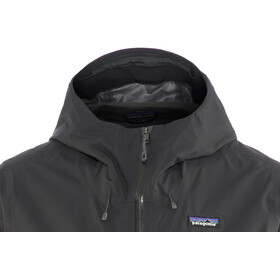 Patagonia Cloud Ridge Jakke Herrer sort